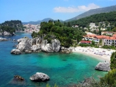 Parga - Avion